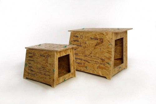 quick dog house