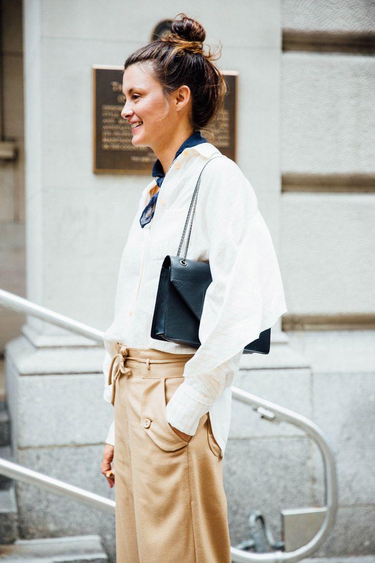 Street Style New York Fashion Week, septiembre de 2016 © Icíar J. Carrasco | @andwhatelse