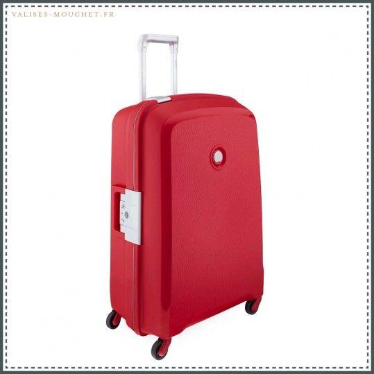 Valises cabine Delsey Belfort 70 cm sur Valises-mouchet.fr ! Avec ce genre de produit, la confiance s'installe ! Dispo ici :http://valises-mouchet.fr/produit/delsey-belfort-rouge-valise-70cm/