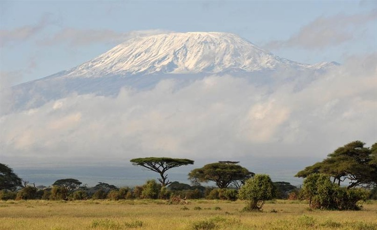 Mount Kilimanjaro one of the World's 10 best places to climb. http://www.wildatheartjourneys.com/