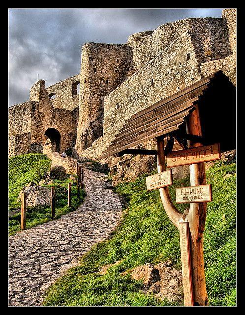 The Spis castle  #Slovakia