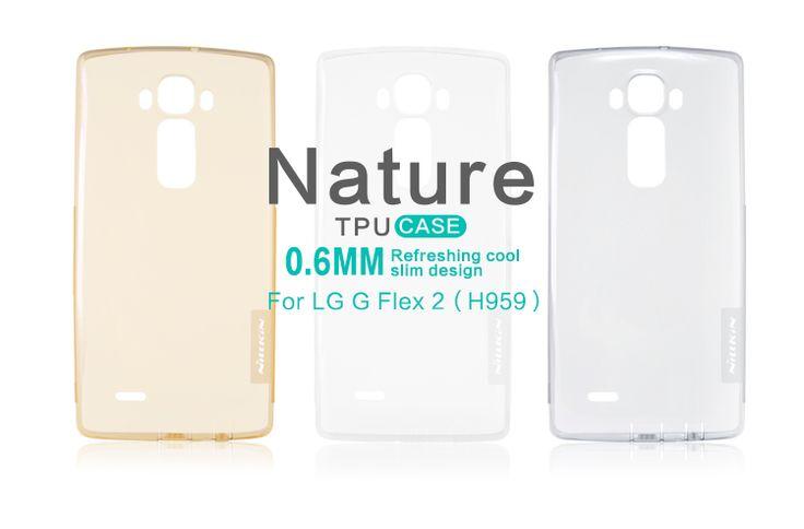 >> Click to Buy << Nillkin Nature TPU Series Ultra Thin Smart Phone Soft Case Back Cover For LG G Flex 2/H959/Vu 4/Vu4/LS996 #Affiliate