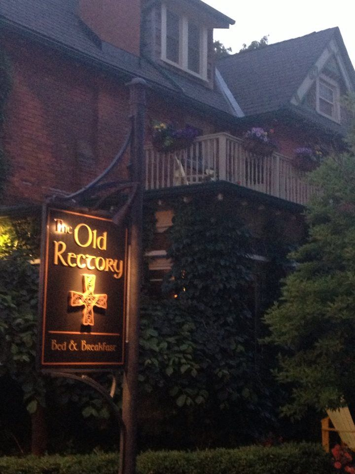 The Loveliest Bed and Breakfast ~ Stratford, Ontario Canada