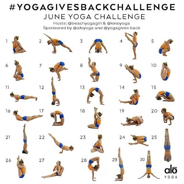 Announcing your JUNE Yoga Challenge! ‪#‎YogaGivesBack‬challenge Focus: Ashtanga Yoga Method - Giving back to your community! Hosted by: @beachyogagirl & @kinoyoga Join us in June for the first ever charity fundraiser challenge for @yogagivesback. Your participation will literally change the world by generating real donations to this amazing charity. This challenge is based around the Ashtanga Yoga Method. You will find challenging and exciting postures from the Primary & 2nd series. ALL…