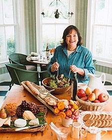 Entertaining is Fun: Soups for Lunch with Ina Garten                                                                                                                                                                                 More