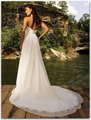 15 best Strand Brautkleider images on Pinterest | Hochzeitskleider ...
