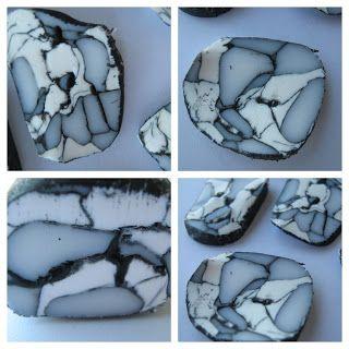 Faux granite tutorials