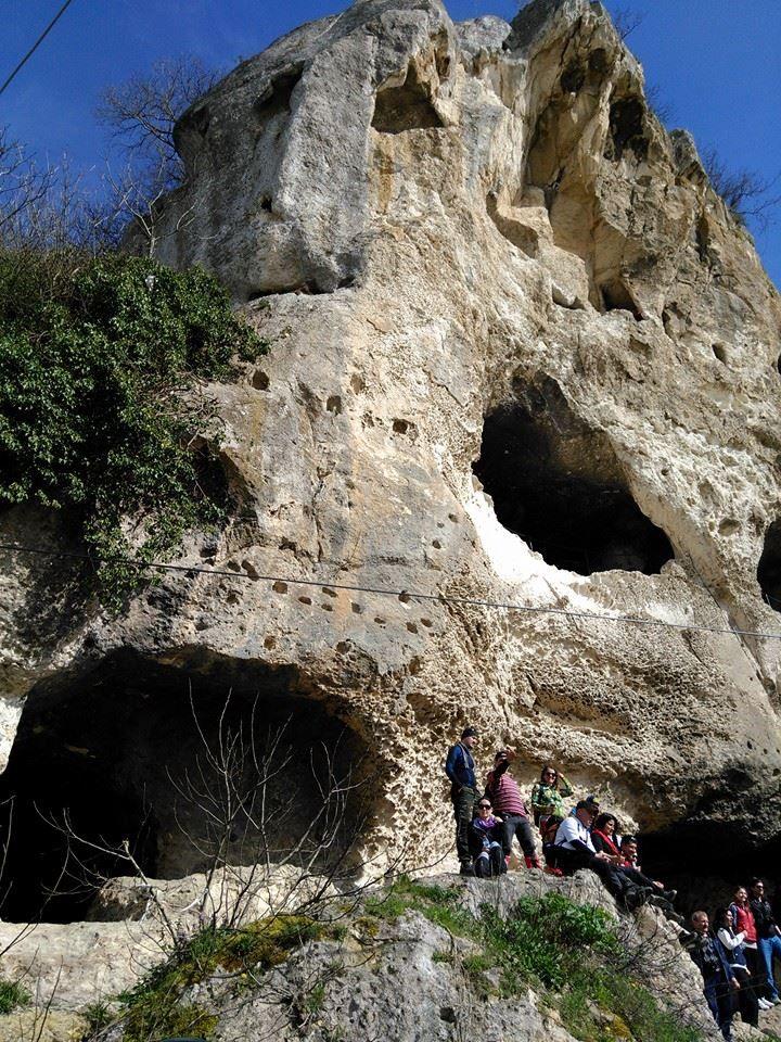 Çatalca İnceğiz Mağara Manastırları - Incegiz Cave Monastery