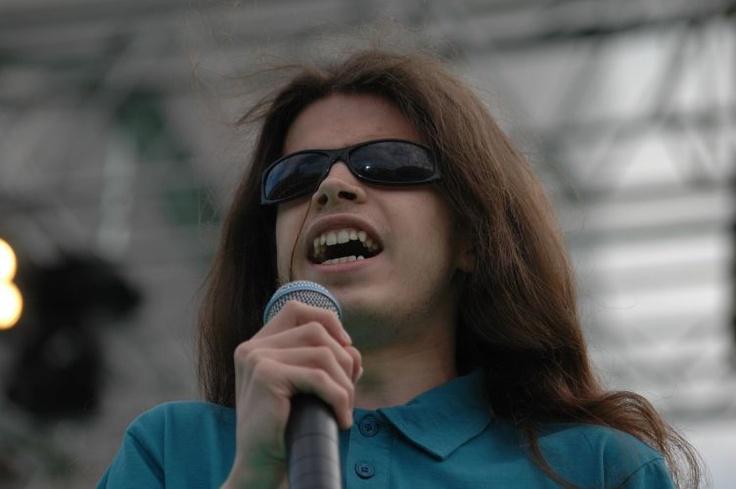 Festiwal Zaczarowanej Piosenki 2007 #zaczarowana scena: Grzegorz Dowgiałło