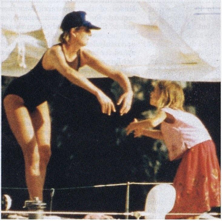 Diana 1995...absolutely rare photo!