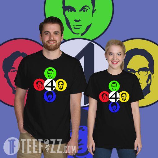 Fantastic-Theory-Black on sale now @teefizz#tbbt,#thebigbangtheory,#sheldoncooper