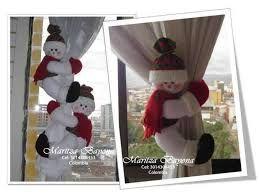 Imagem muñecos de nieve