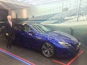 2015 BMW M6 launched in Mumbai at India's first BMW M Studio