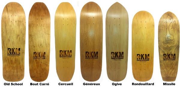 Rekiem Skateboard | Atelier de fabrication de skateboards