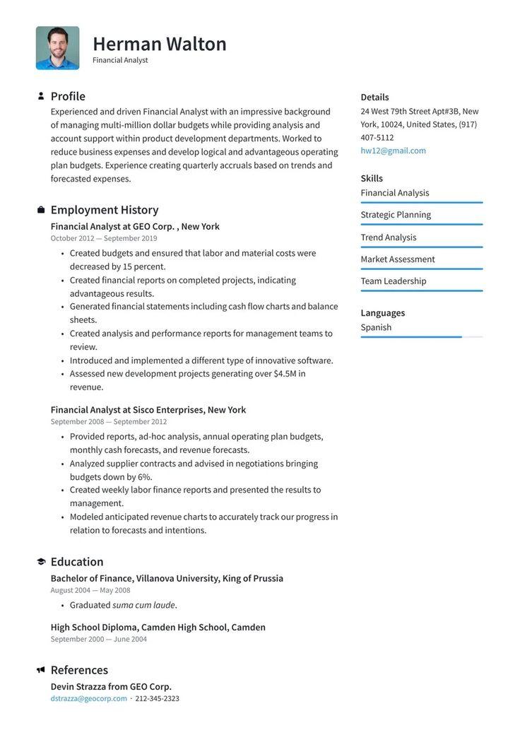 Create Your Jobwinning Resume (Free) Resume maker