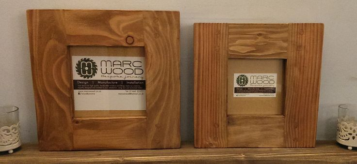 Any size made #rustic #square #picture #photo #frame in #eco-friendly #solid #wood available on #Etsy #UK prices from £14, designed by Marc and #handmade by our small team at #MarcWoodJoinery #Somerset #UK #custom sizes on request. #design #country #green #traditional #craft #home #living #slow #style #eco #industrial #interiordesign #supplies #chunky #grain #knots #house #instagram #frames #cottage #farmhouse #wooden #ideas '#decor #art #reclaimed #gifts #chunky #shop