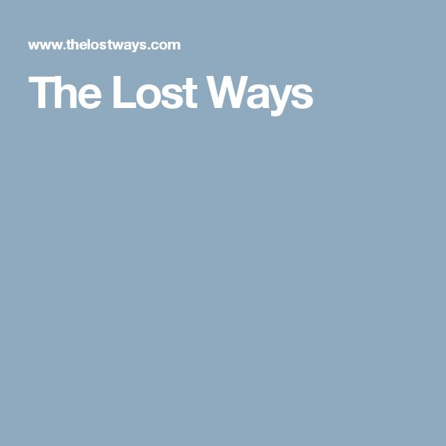 79 best the lost ways survival guide images on pinterest books the lost ways pemmican recipe fandeluxe Choice Image