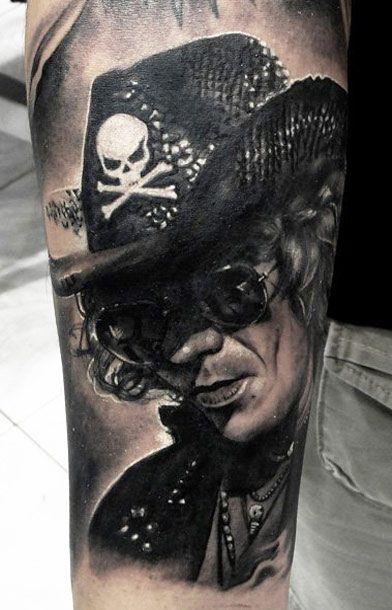 Tattoo Artist - Henry Anglas Padilla - celebrites tattoo | www.worldtattoogallery.com