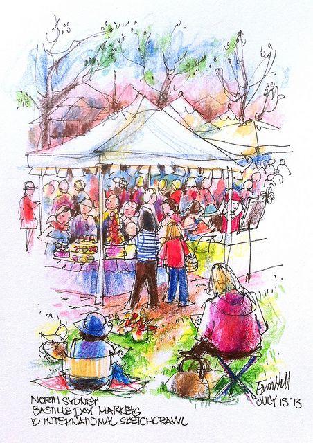 bastille market days