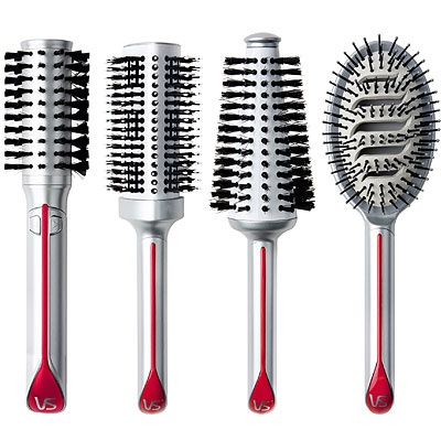 The VS Sassoon You Style brushes are the ultimate range of at-home hair styling tools. The range comprises of four brushes designed to achieve a variety of key seasonal looks from tousled natural curls, super straight to big glamazon hair. RRP ranging from $29.95 - $39.95