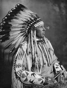 Image result for Blackfoot Portraits Indian