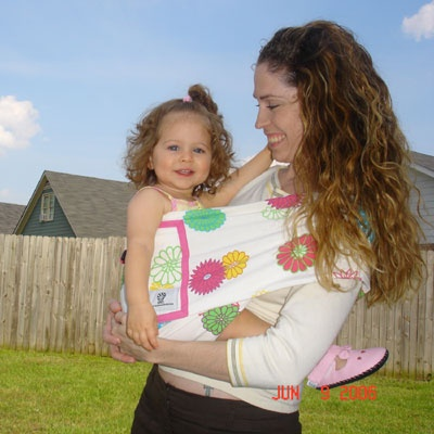 Make your own baby sling!