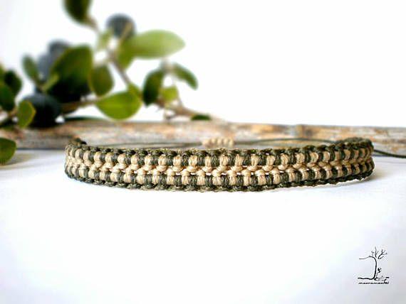 #mensfashion  bracelet macrame #bohostyle  jewelry #ForHim  and her Simple #giftforman #shopping #minimal
