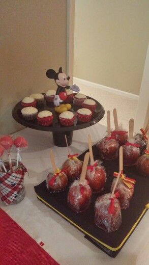 candy apples baby shower pinterest candy cup cakes and apples