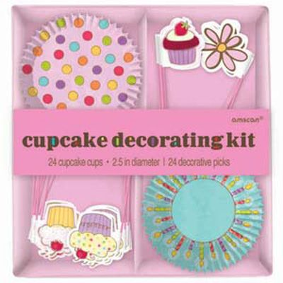 Cupcake Decorating Kit - Sweet Stuff - See more at http://myhensparty.com.au/