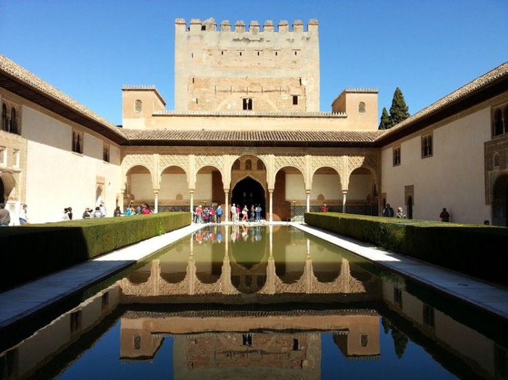 Elhamra Sarayı / İspanya