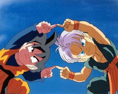 Search Results For Gohan And Trunks Fusion Wallpaper Adorable Wallpapers
