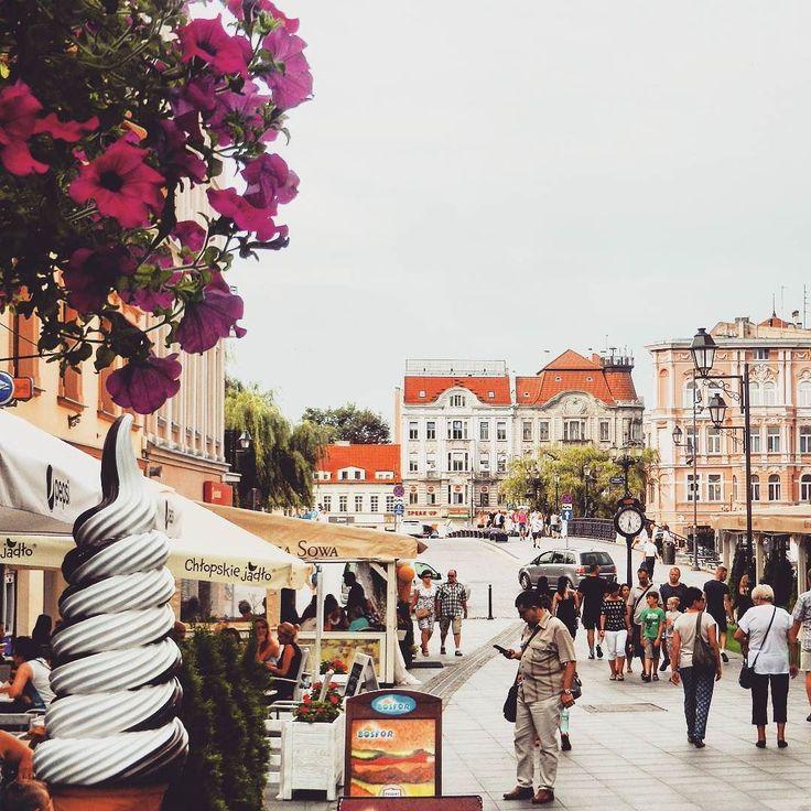 Centrum Bydgoszczy  _____________ #docelowo #Bydgoszcz#visitbydgoszcz