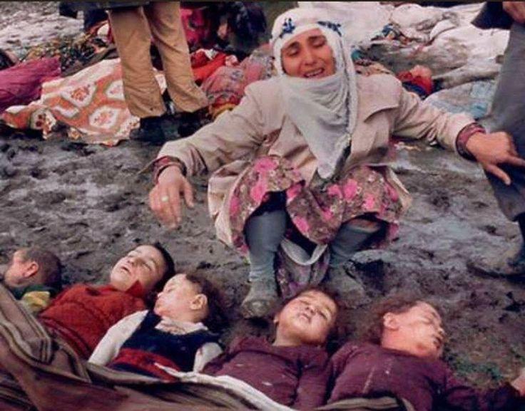 مسعود ميران الباحث والسياسي كردي : في الذكرى 27 عاماً على مجرزة حلبجة