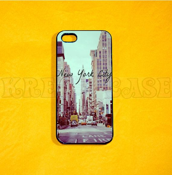 iPhone 5s case, iPhone 5 Case, , New york city iPhone 5 Cover, iPhone 5 Cases, iPhone 5c Case, Cute iPhone 5c Case on Etsy, $14.99