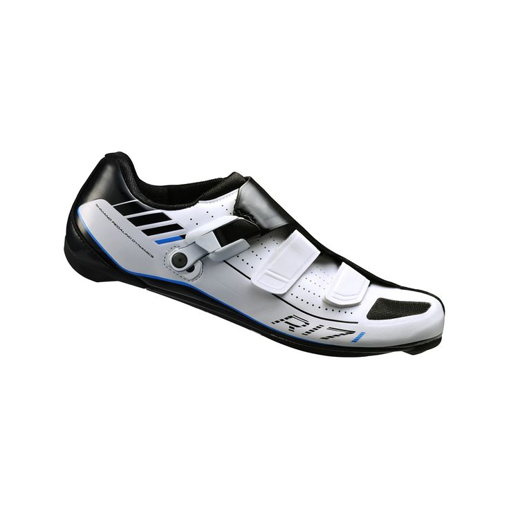 Zapatillas Carretera SHIMANO SH-R171 Blanco/Negro 2015
