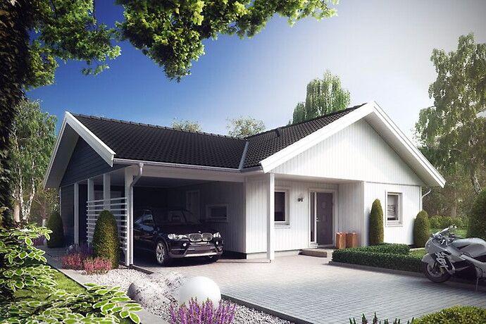 4 rum villa på Lindbacken, Eksjöhus, Uppsala, Lindbacken