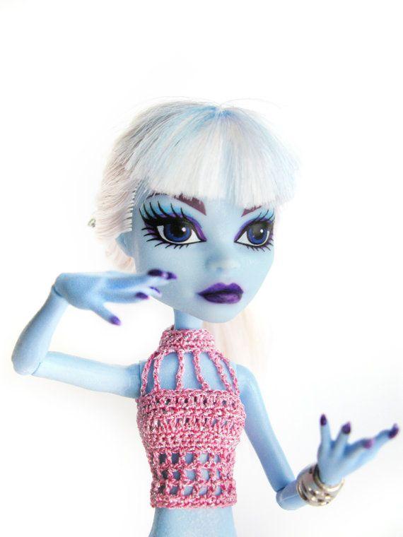 Vêtements pour poupées Monster  haute couture au par OLuDesing