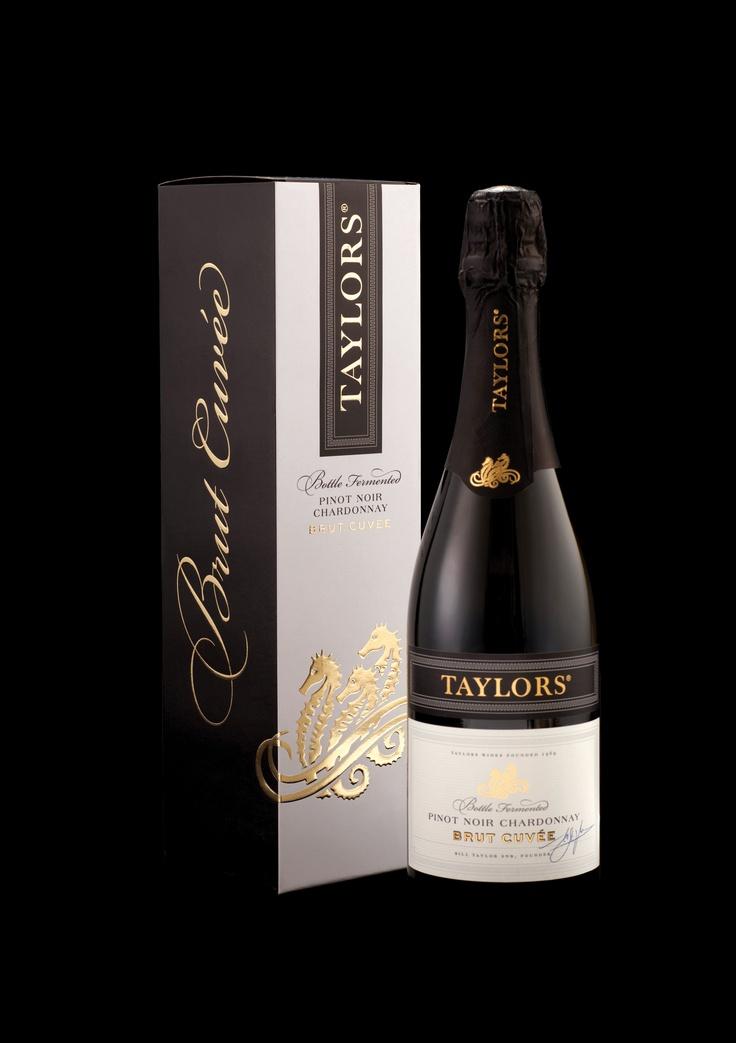 Taylors Estate Pinot Noir Chardonnay Brut Cuvee