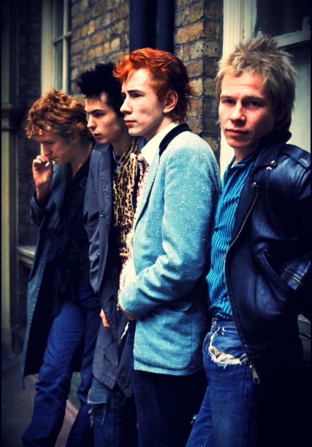 The Sex Pistols. I remember coming home to Canada excited about the band unheard of here yet! I still can't believe that my British, very patriotic, mother allowed me to play this music!