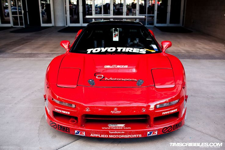 Honda NSX | Honda | NSX | red Honda | Honda sports car | Honda photos | cool cars