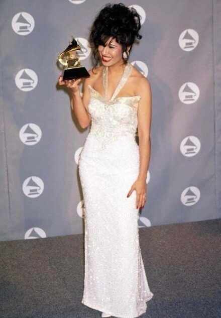 selena grammy award 1994