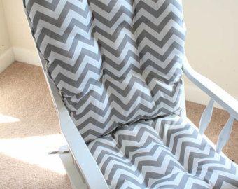 Custom Chair Cushions/ Glider Cushions/ Rocking Chair Cushions