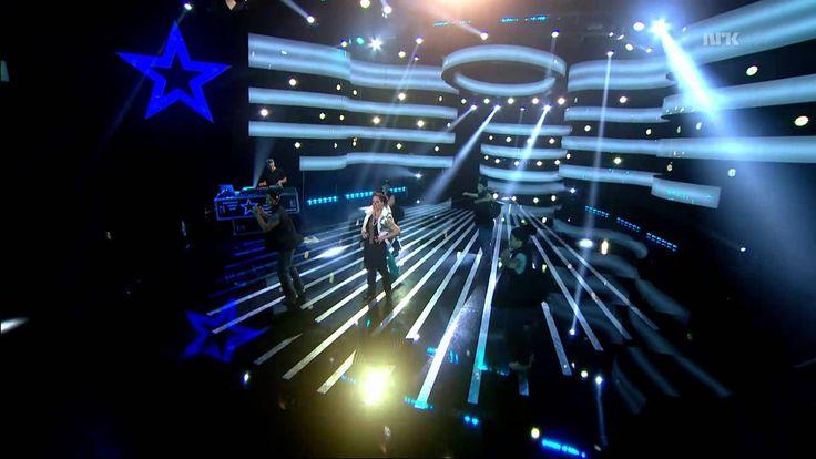 Stjernekamp 2 - Silya - Jump around
