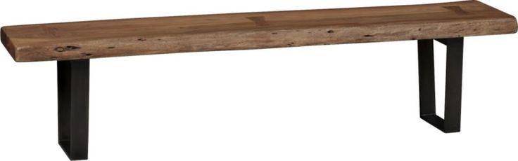 Yukon Coffee Table-Bench  | Crate