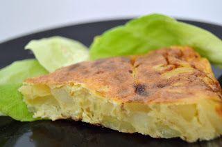 """""""Tortilla de Patatas"""" - Tortilha de Batatas"""