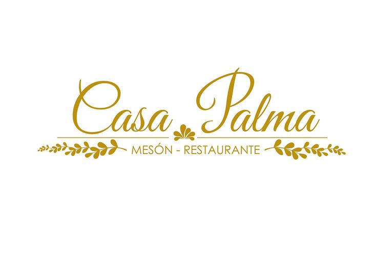 Logotipo Casa Palma