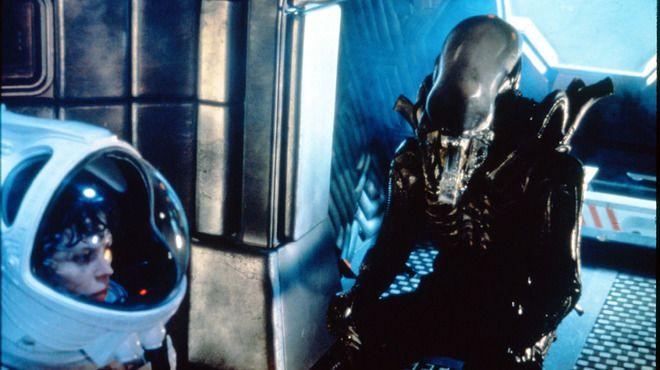 100 Best Horror Films List - Time Out London 5. Alien. Action, horror, AND Sigourney Weaver