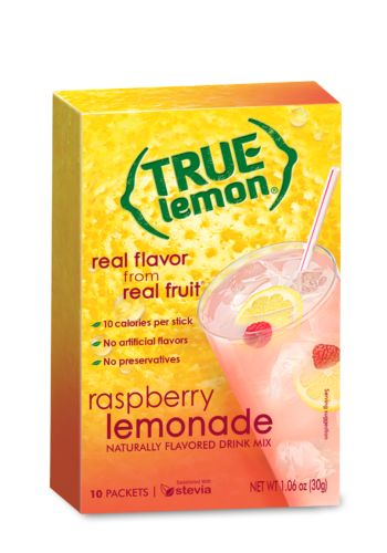 True Citrus - Lemonade - Raspberry - 10 packets