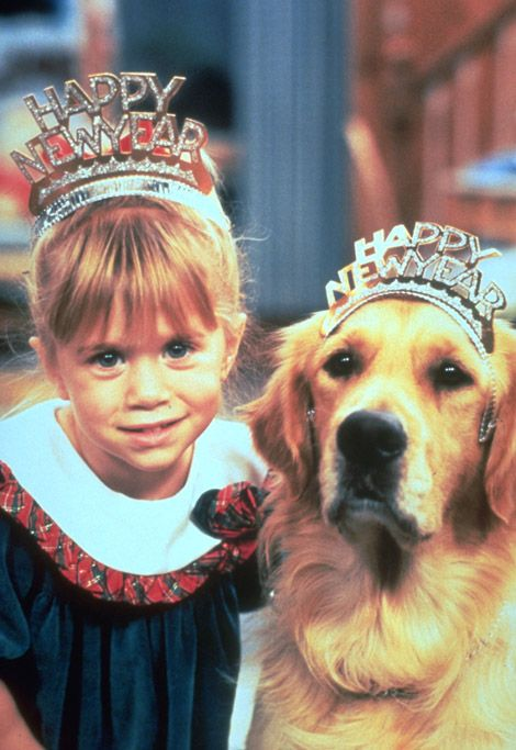 Full House  This is the same crown she had on when she married Steve on the Valentine's episode!!!<3!!