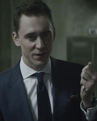 Tom Hiddleston in the Art of Villainy Jaguar Commercial